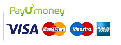 Payment Secured by PayUmoney
